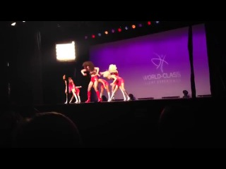 Group Dance - Kinky Boots - Lift You Up (1 �����)